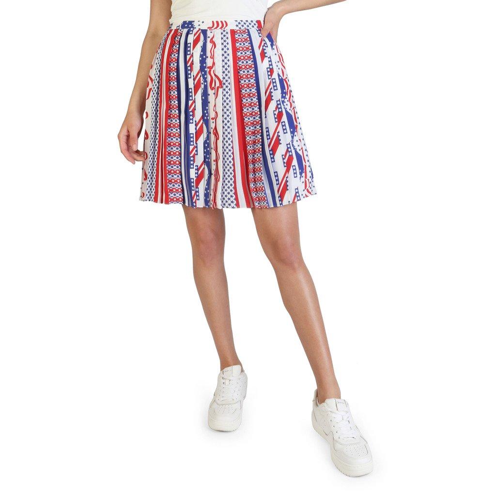 Tommy Hilfiger Women's Skirt White J20J210676 - white 26
