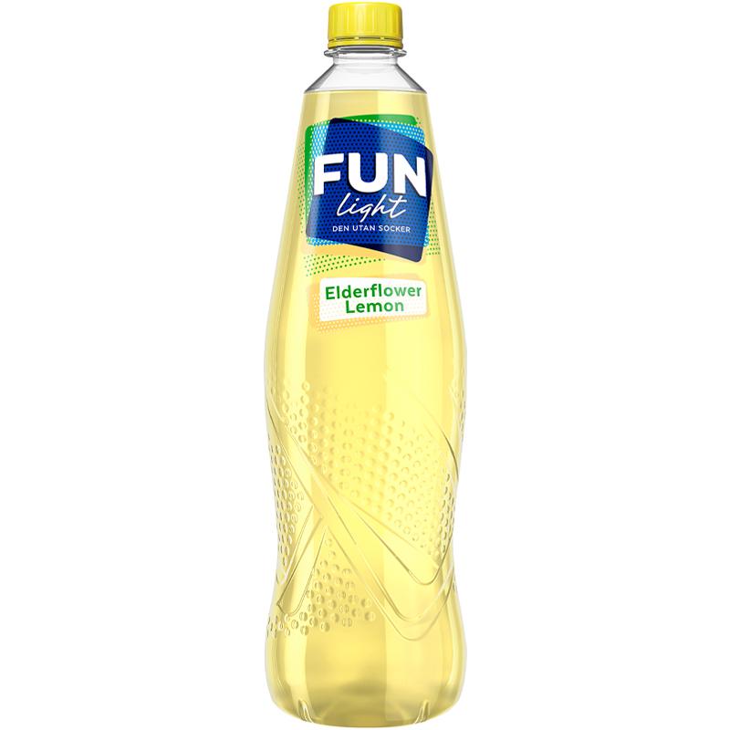 Saft Fläderblom & Citron - 23% rabatt