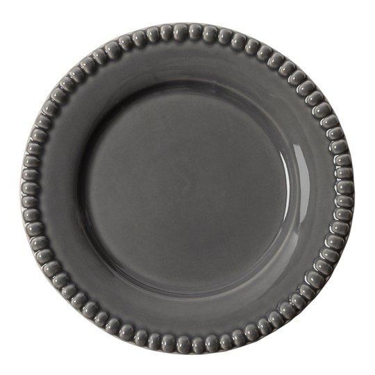 PotteryJo - Daria Tallrik 22 cm Clean gray