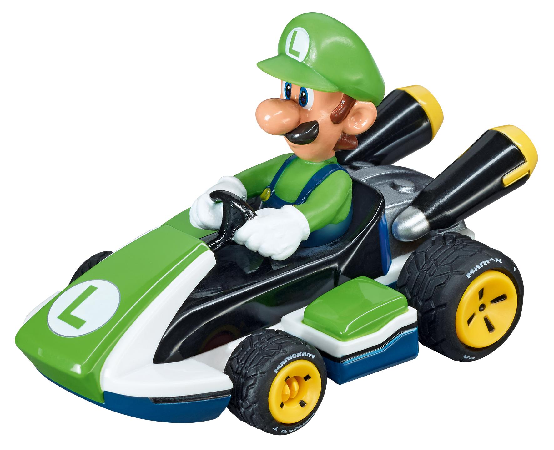 Carrera - GO!!! Car - Nintendo Mario Kart™ 8 - Luigi (20064034)