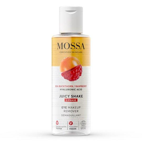 Mossa Juicy Shake 2-Phase Eye Makeup Remover, 100 ml