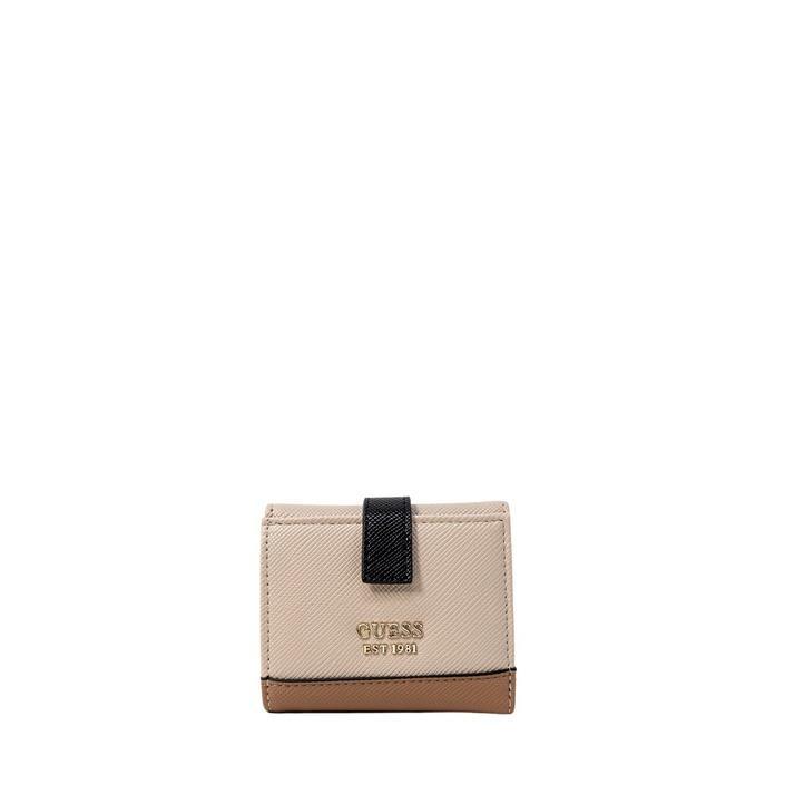 Guess Women's Wallet Beige 322603 - beige UNICA