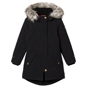 Molo Peace Faux Fur Jacka Svart 122 cm (6-7 år)