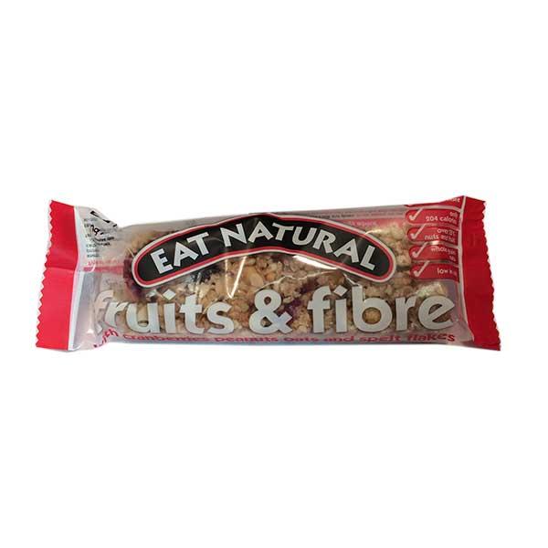 Bar Eat Natural Frukt& fiber - 60% rabatt