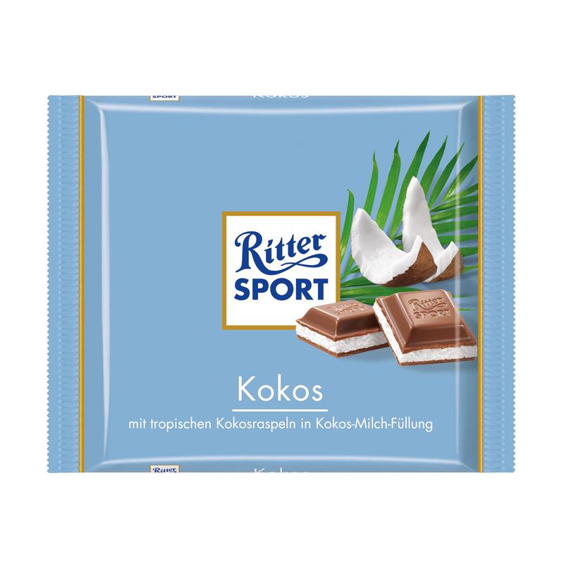 Mjölkchoklad Kokos 100g - 23% rabatt