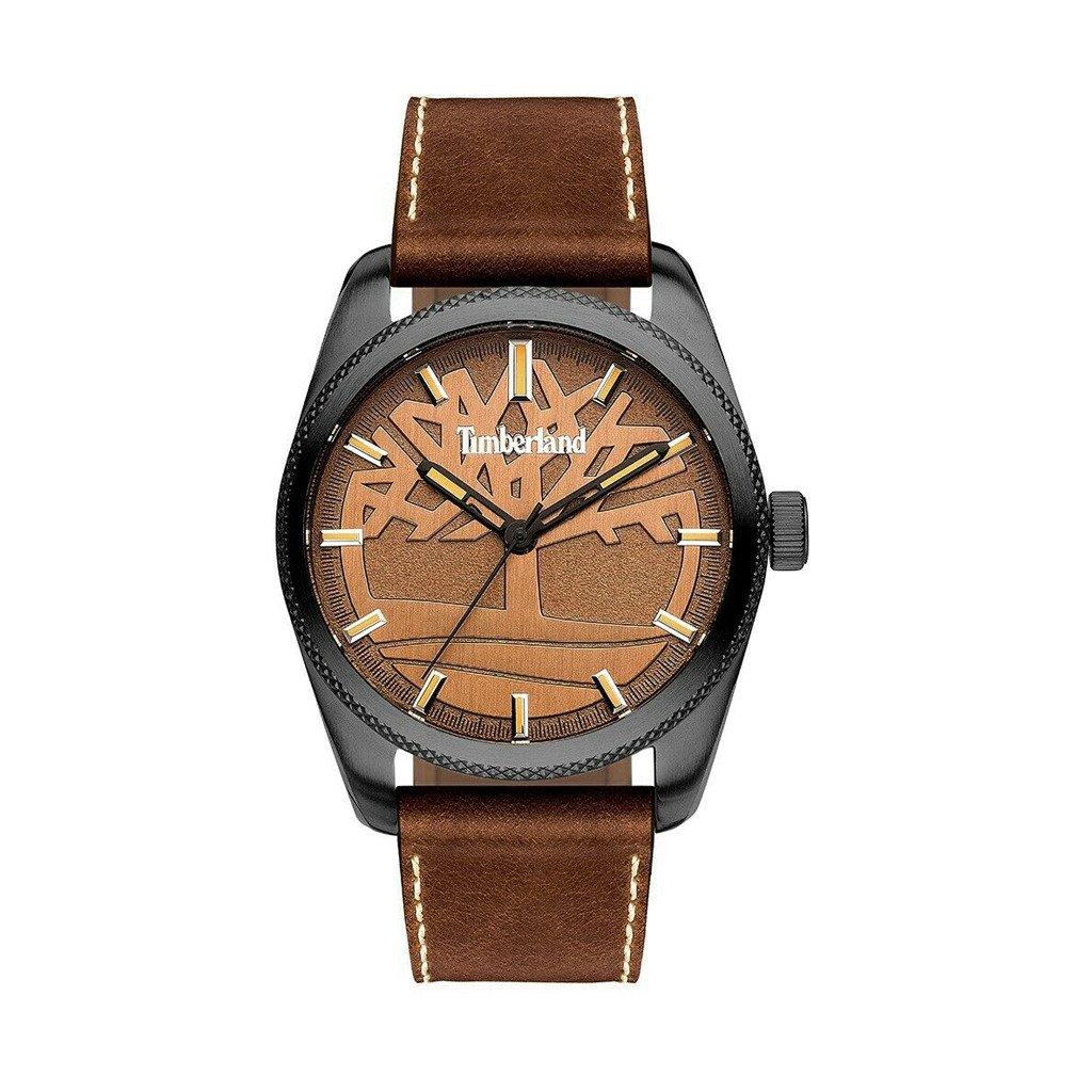 Timberland Men's Watch Brown NEWBURGH - brown NOSIZE