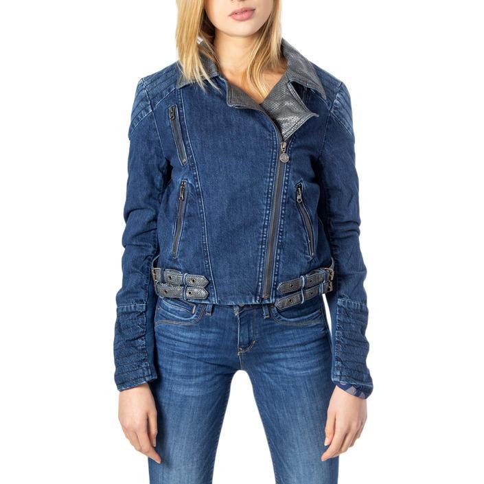 Desigual Women's Blazer Blue 170175 - blue 38