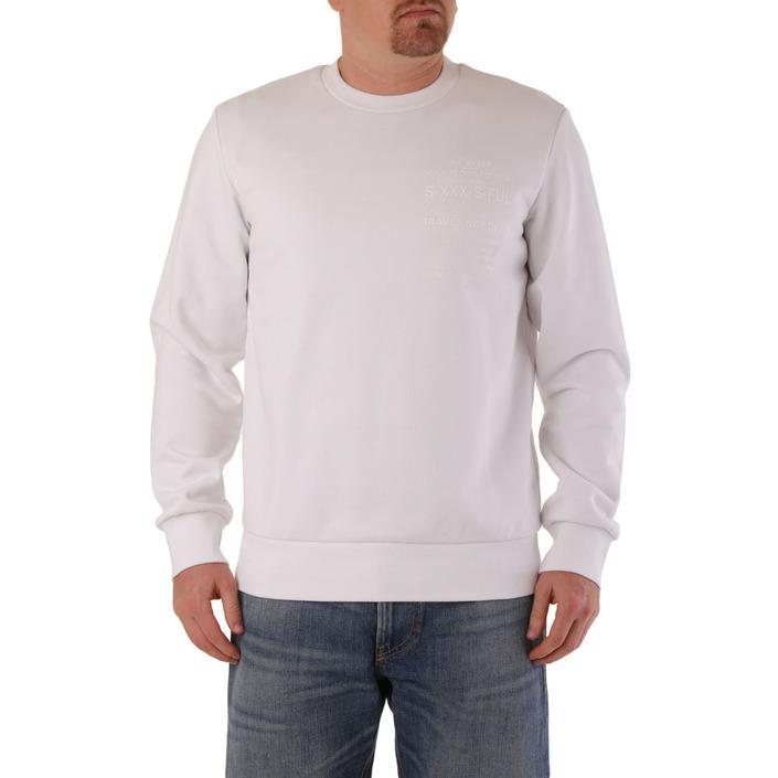 Diesel Men's Sweatshirt White 294034 - white L