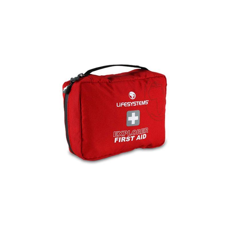 Lifesystems Explorer Førstehjelps kit med 36 deler, 395g