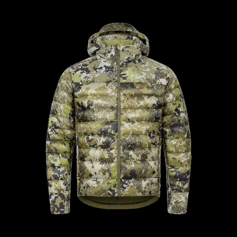 Blaser Men's Observer Jacket 3XL Camo Dunjakke for ekstremt kalde forhold