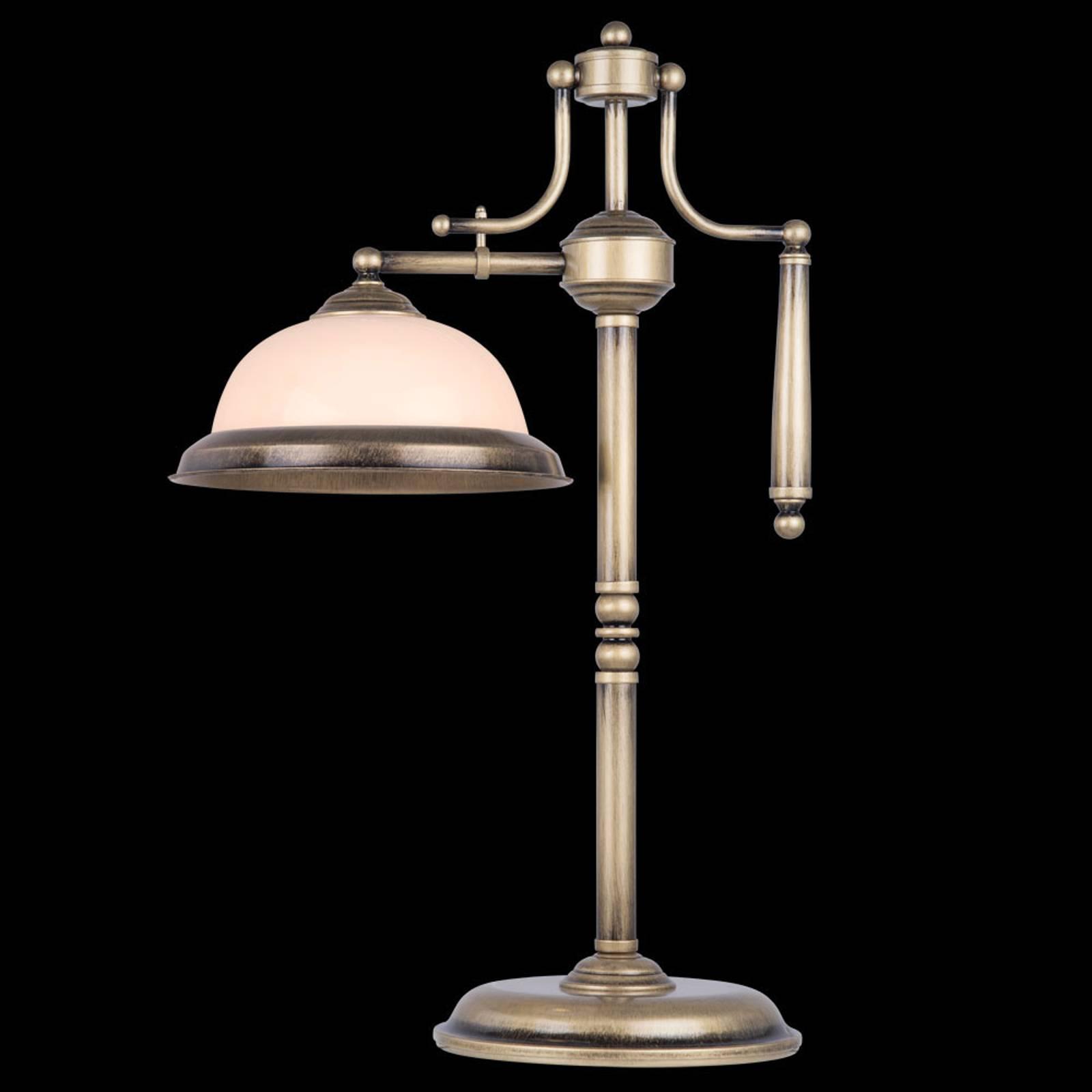 Pöytävalaisin Torio, antiikkityylinen, 65 cm