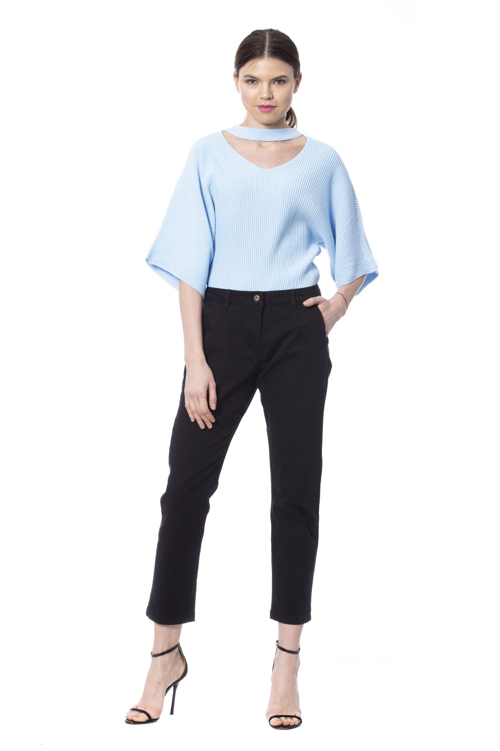 Black Jeans & Pant - IT42 | S