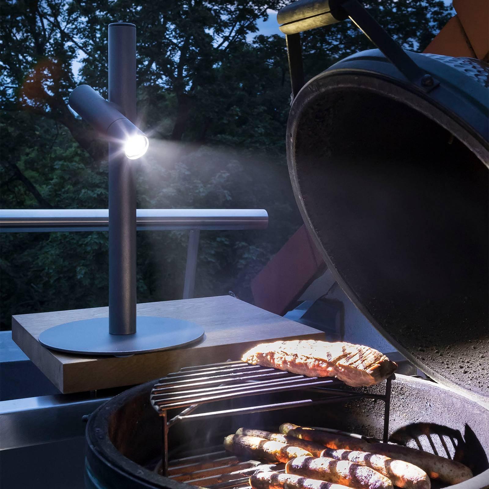 LED-terrasselampe Paul Basic, 1 lyskilde