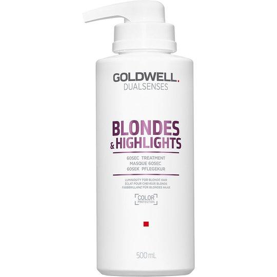 Dualsenses Blondes & Highlights, 500 ml Goldwell Hiusnaamiot