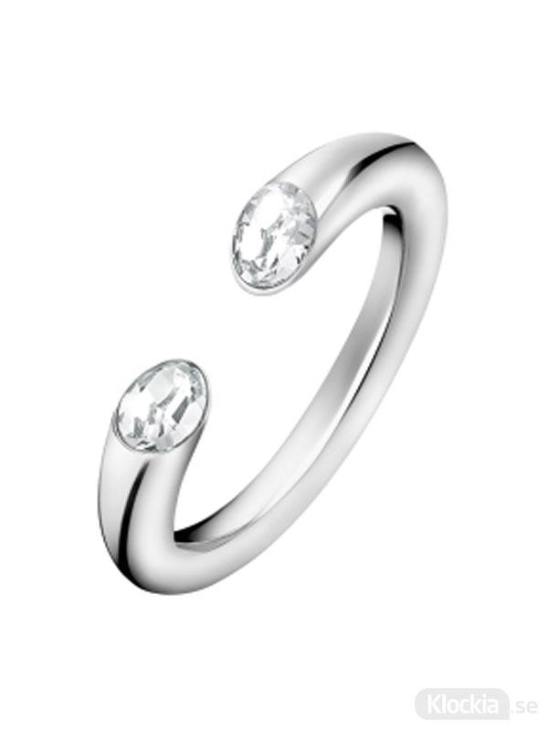 Damsmycke Calvin Klein Ring Brilliant KJ8YMR040507