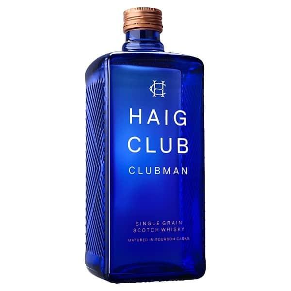 Haig Club Clubman Single Grain Scotch Whisky 70cl
