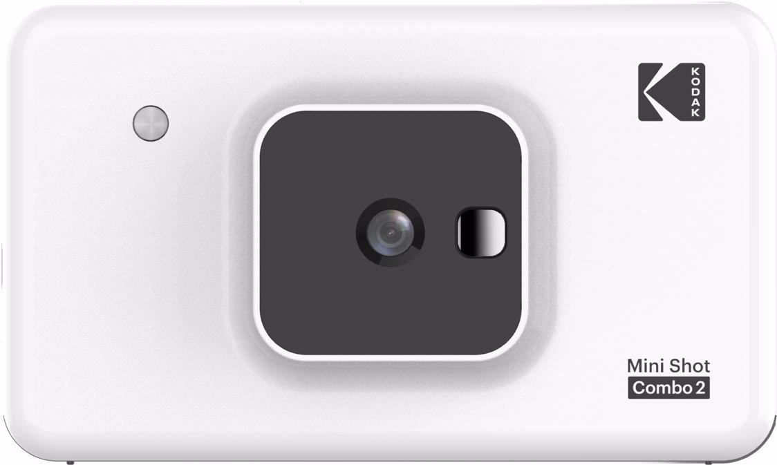 Kodak - MiniShot Combo 2 White