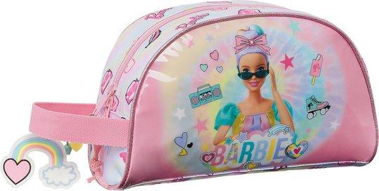 Barbie Girl Power Toalettmappe, Pink