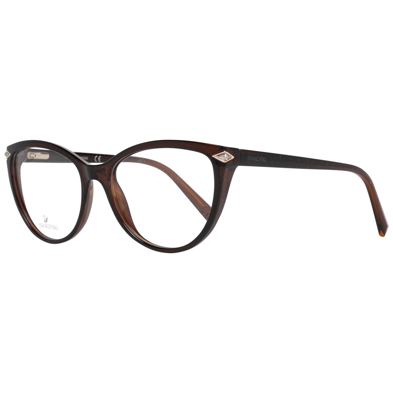 Swarovski Women's Optical Frames Eyewear Brown SK5245 53048