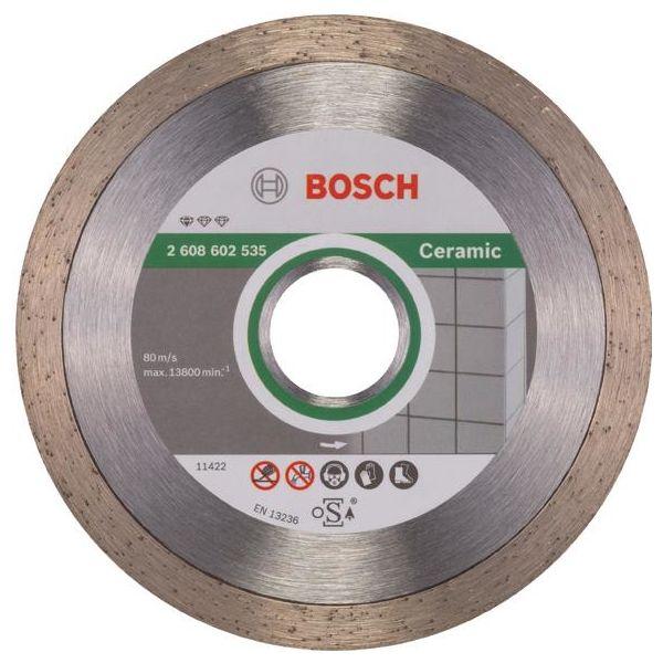 Bosch Standard for Ceramic Diamantkappskive 110x22,23mm 1-pakn.