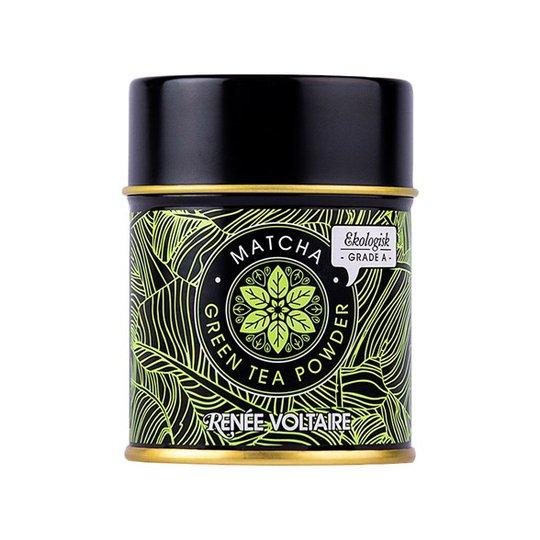Renee Voltaire Ekologisk Matcha - Green Tea Powder (grade A), 30 g