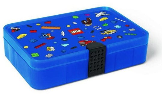 LEGO Oppbevaringsboks, Blue
