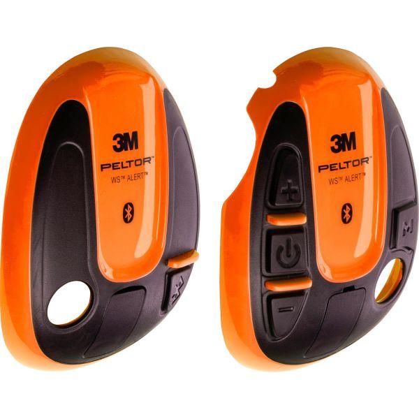 3M Peltor 7100246983 Skall til WS ALERT, oransje