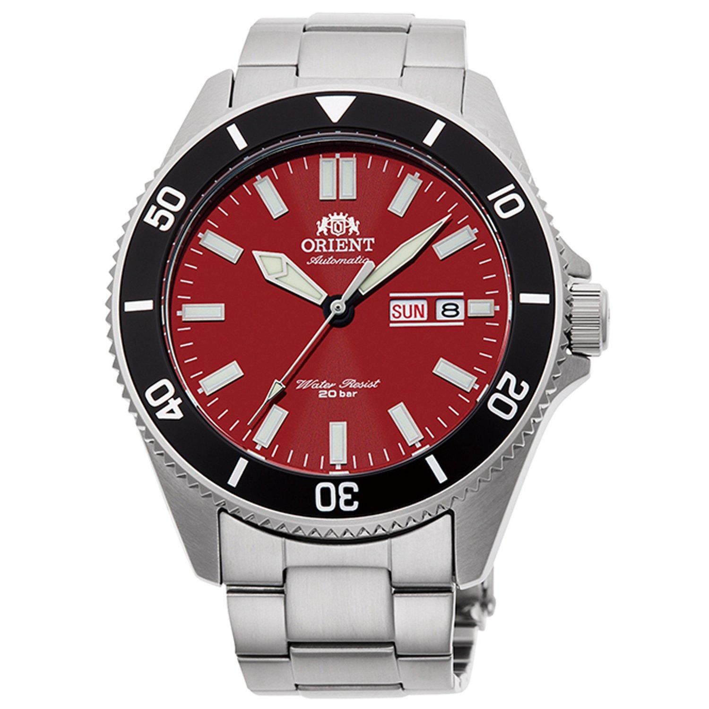 Orient Men's Watch Silver RA-AA0915R19B