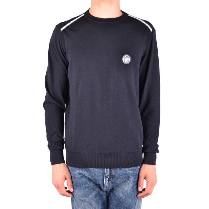 Armani Collezioni Men's Sweater Blue 163228 - blue 50