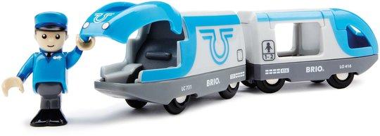 BRIO 33506 Passasjertog Elektrisk