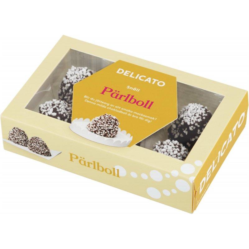 Suklaapallot - 32% alennus