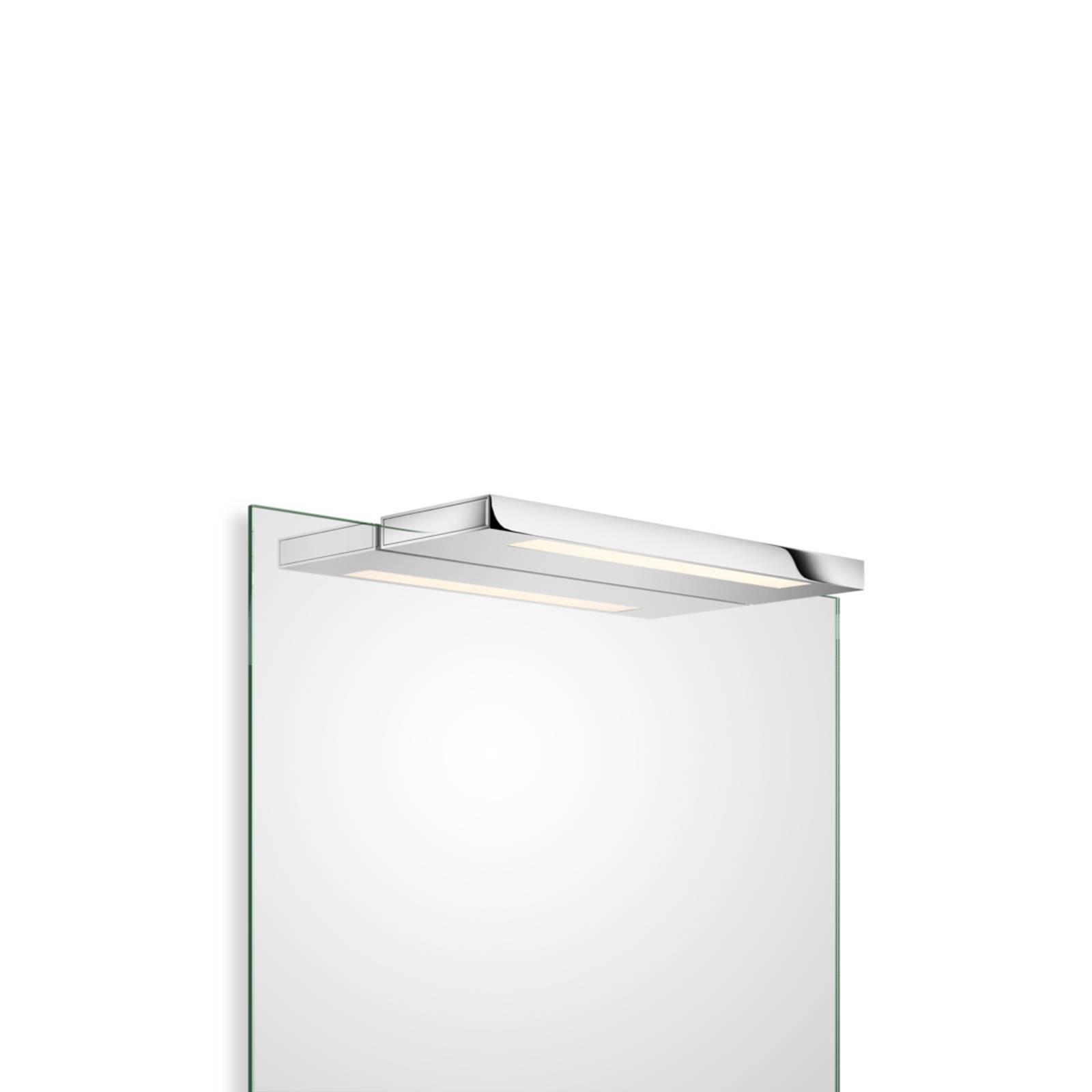 Decor Walther Slim LED-speillampe krom 34 cm