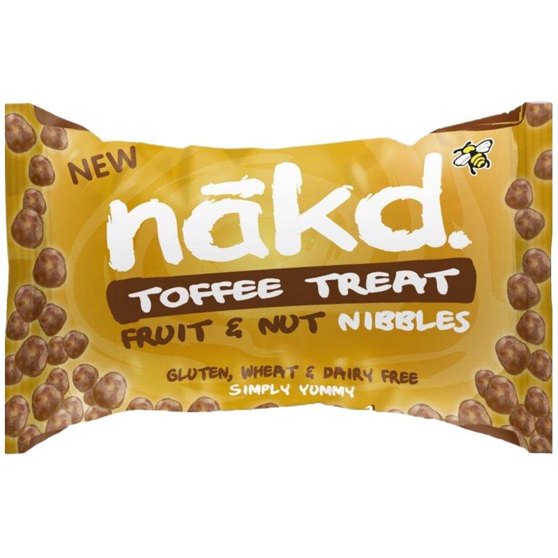 """""""Toffee treat"""" raakapala 40g - 49% alennus"""