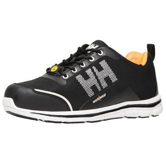 Helly Hansen Workwear Oslo Turvakengät S1P, musta/oranssi, matala, alumiinikärki Koko 36