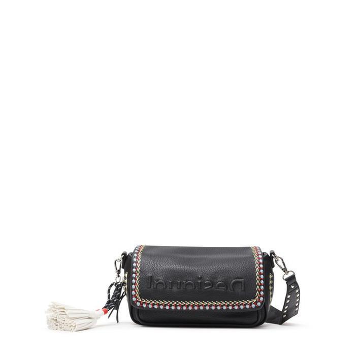 Desigual Women's Bag Black 204750 - black UNICA