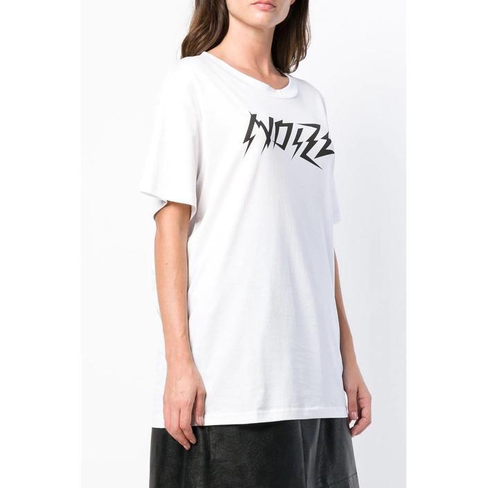 Diesel Women's T-Shirt White 294097 - white S