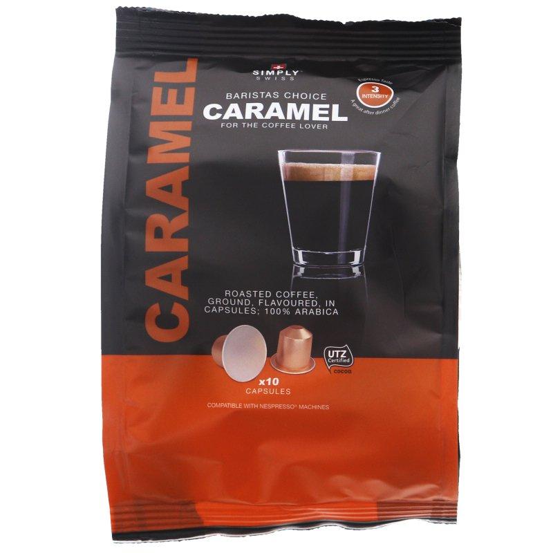 Kaffekapslar Nespresso Karamell 10-pack - 46% rabatt