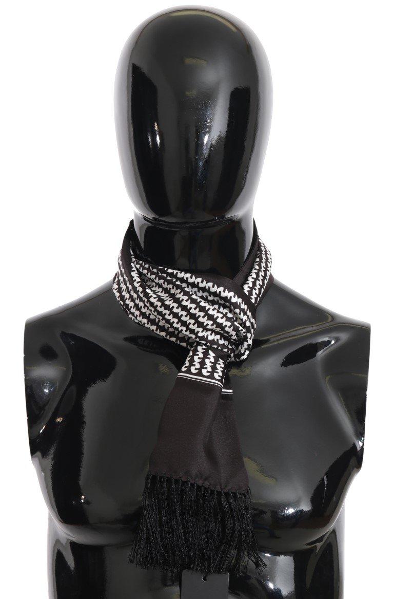 Dolce & Gabbana Men's Scarf Brown MS1976