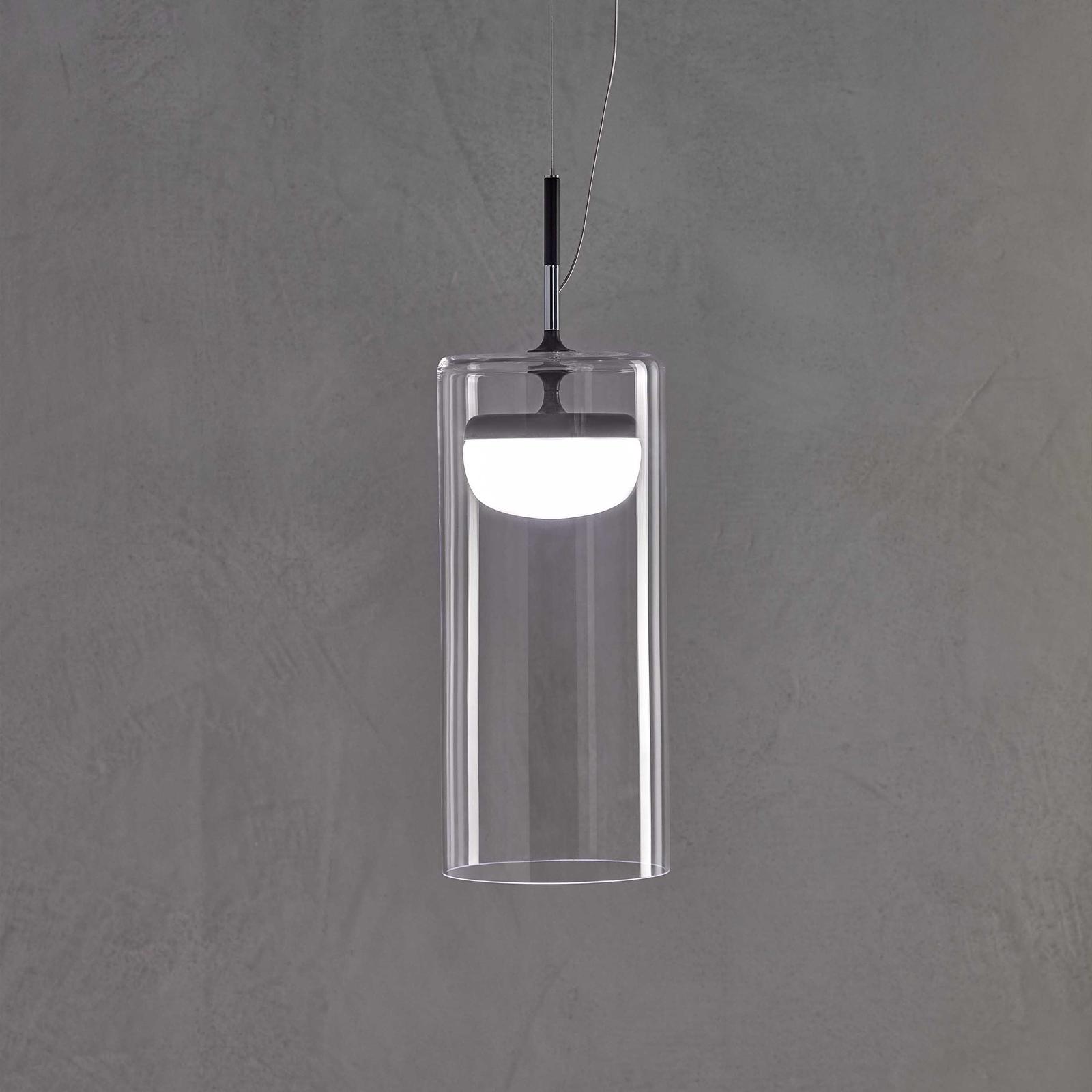 Prandina Diver LED-riippuvalaisin S5 musta