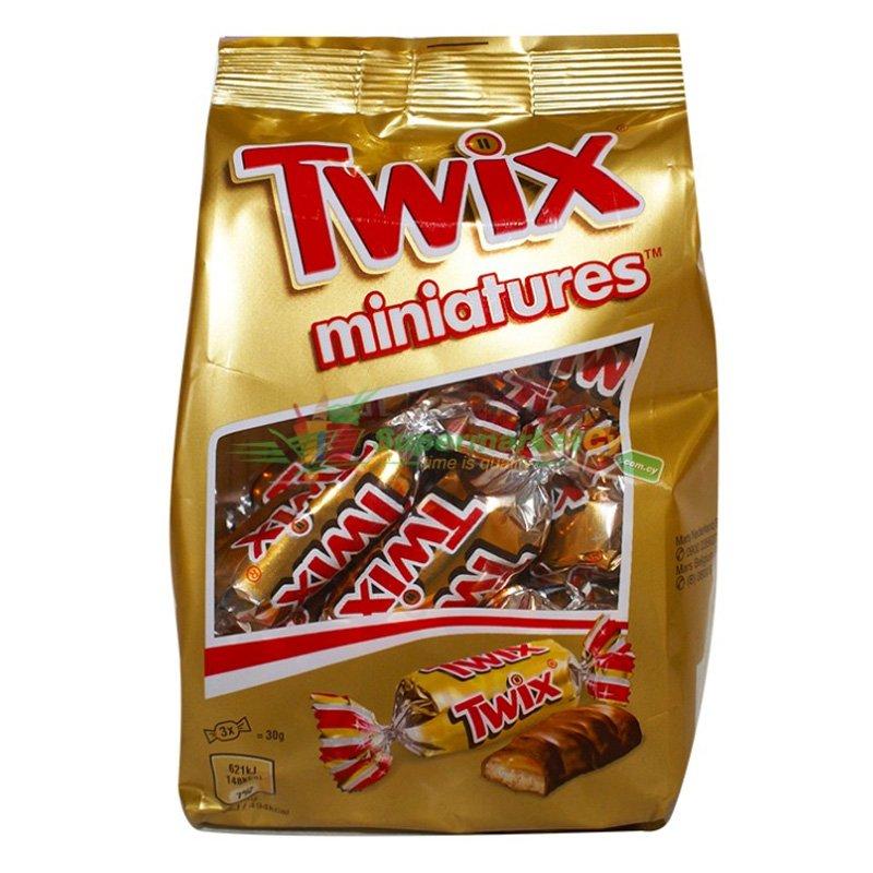Twix Miniatures - 50% rabatt