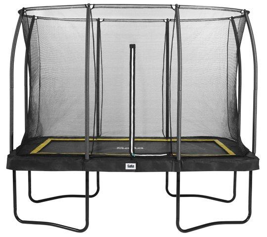 Salta Trampoline Comfort Edition 214x305cm, Svart
