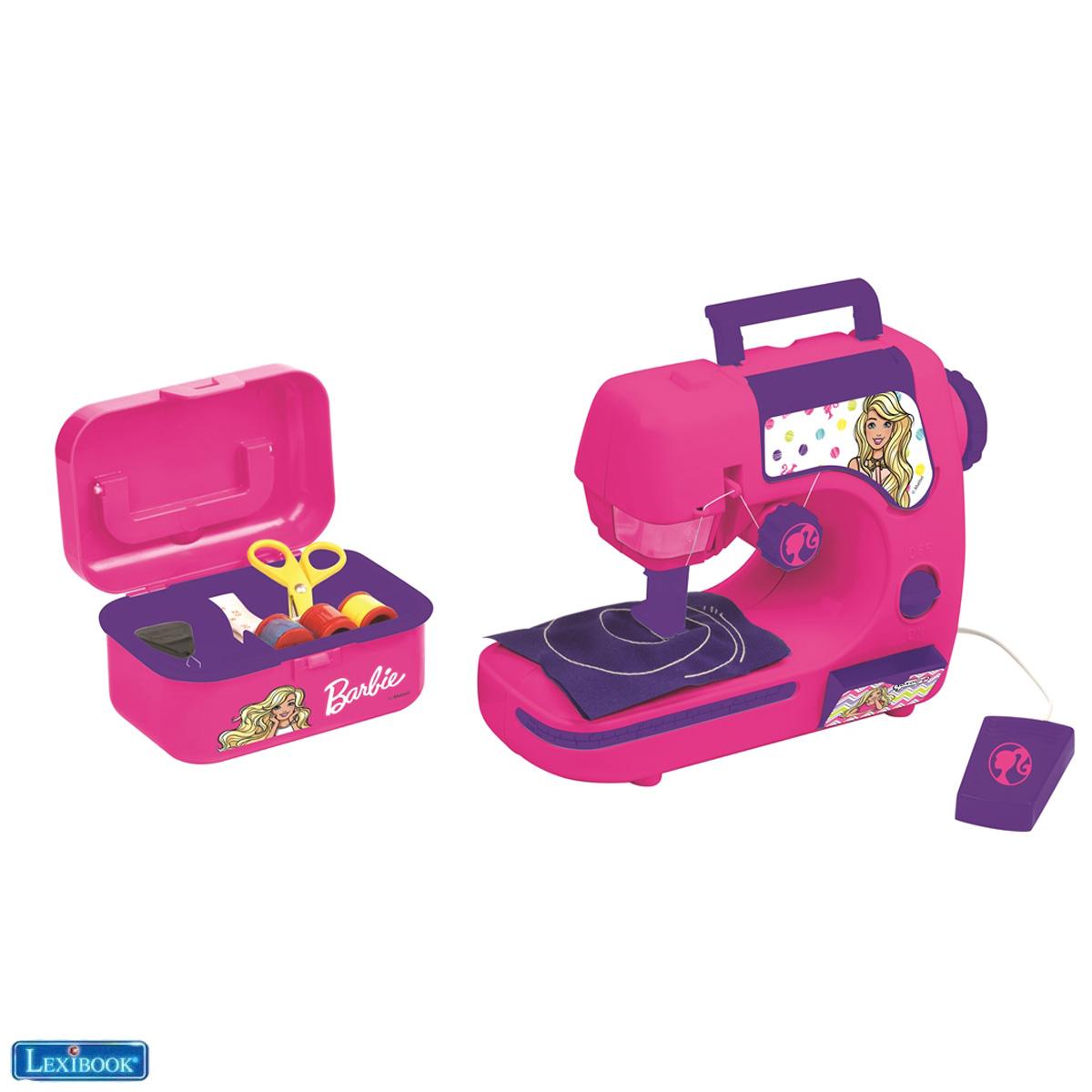 Lexibook - Barbie Sewing Machine (SW100BB)