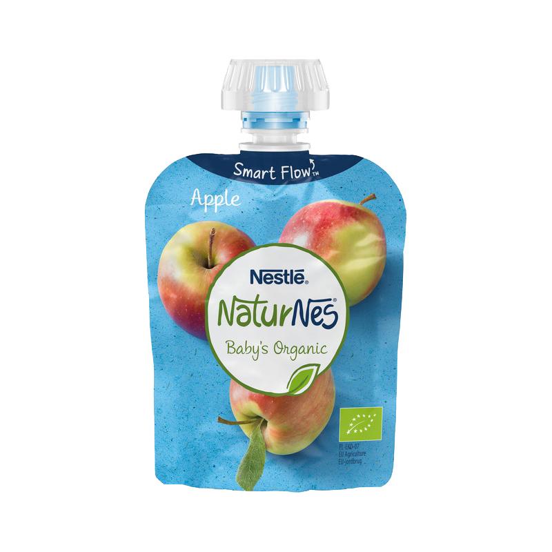 Eko Fruktpuré Äppel - 16% rabatt
