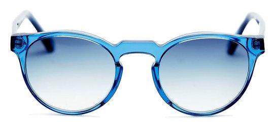 Qisono Classic Solbriller, Blå