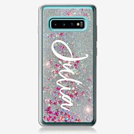 Galaxy S10 Glitter Case