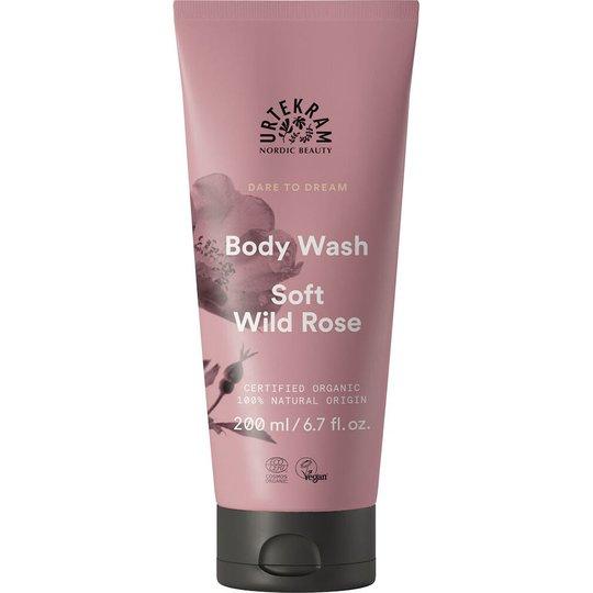 Body Wash Organic, 200 ml Urtekram Suihku- ja kylpytuotteet