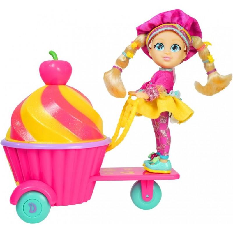 Love Diana - Cupcake Cart playset (79845)