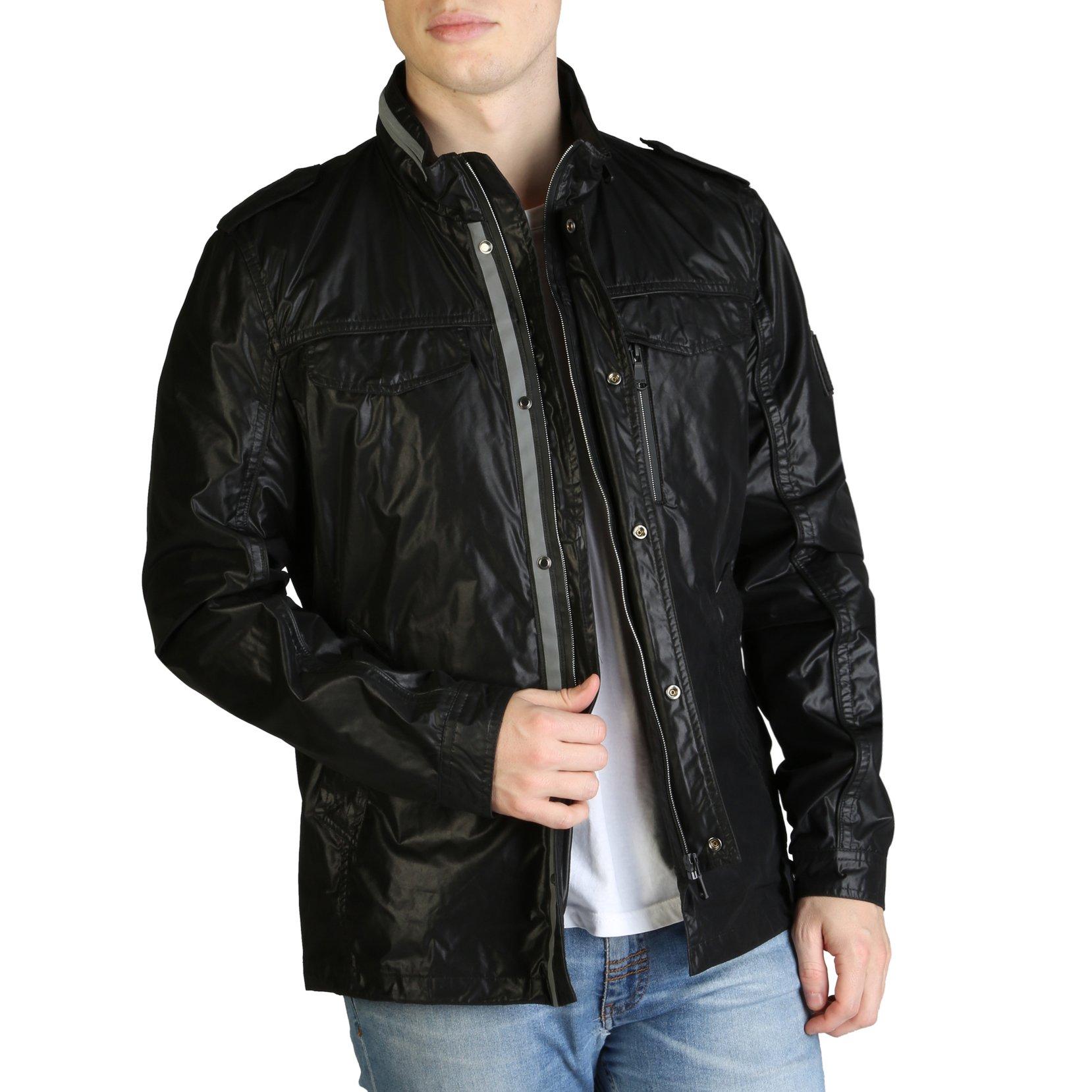 Yes Zee Men's Jacket Various Colours J502_NG00 - black M