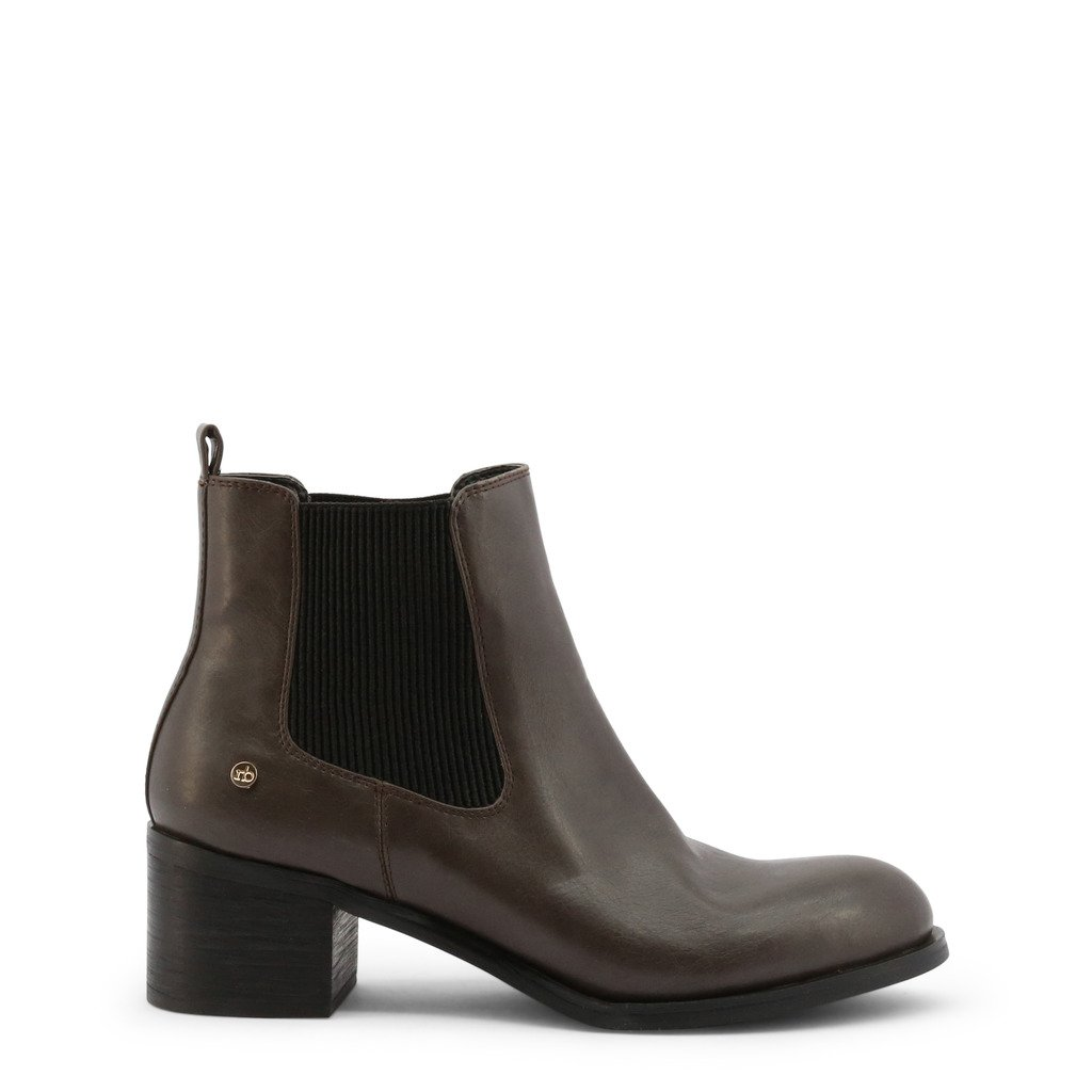 Roccobarocco Women's Ankle Boot Various Colours RBSC1JY01STD - brown EU 37