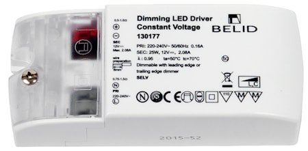 Cato LED Extern Driver 25 W